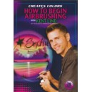 """How to begin Airbrushing"" DVD"