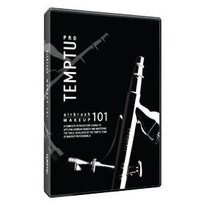 Temptu Airbrush Makeup T-101 DVD