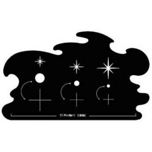 B-Fast Starstruck šablona Art.-No. 262 852