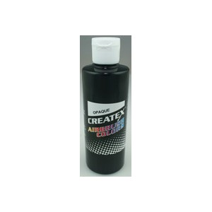 Createx Classic Opaque Black 60ml