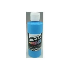 Createx Classic Transparent Carribean Blue 60ml