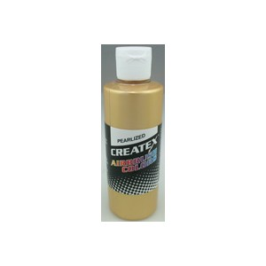 Createx Pearl Satin Gold 60ml