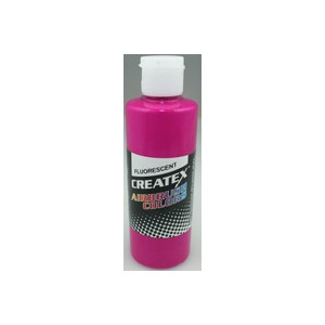 Createx Fluorescent Raspberry 60ml