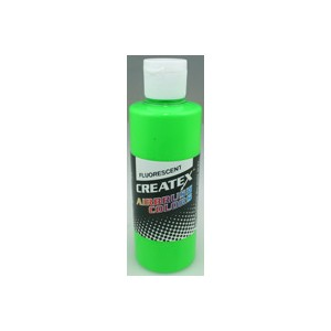 Createx Fluorescent Green 60ml