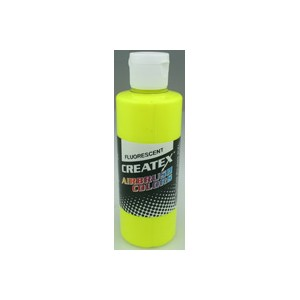 Createx Fluorescent Yellow 60ml