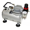 Mini bezuljni klipni kompresor AS18-R2 - Automatik