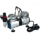 Airbrush kompresor AS19-R2 – Automatik