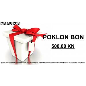 Poklon Bon - 500 kn