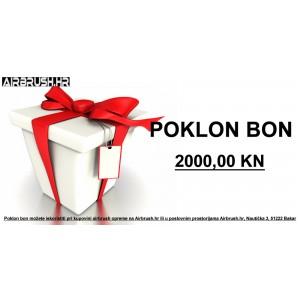 Poklon Bon - 2000 kn
