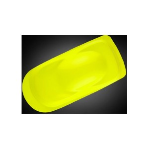 Wicked Fluorescent Yellow