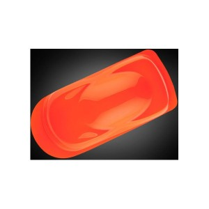 Wicked Fluorescent Orange