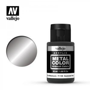 Metal Color Gunmetal Grey
