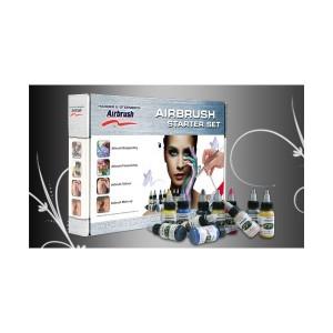 Airbrush Bodypainting Starter Set